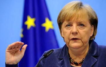 Меркель заявила о непризнании Лукашенко