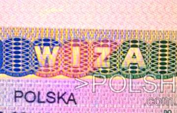 Польшча сёлета выдала беларусам больш за 90 тысяч віз