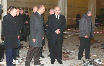 Экс-боец «Алмаза» о событиях 11 апреля 2011 года: Взрыв в минском метро произошел в полу