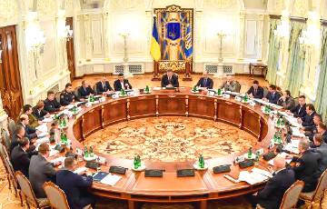 СМИ: Санкции СНБО сломали хребет кремлевской пятой колонне