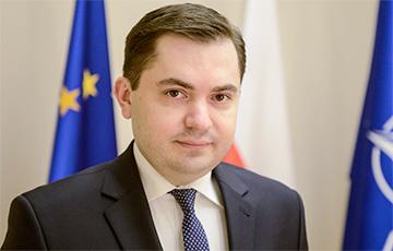 Конрад Павлик: ЕС не поменял отношение к Беларуси. Это Беларусь меняет политику