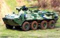 На военных учениях под Смоленском БТР задавил двух росгвардейцев