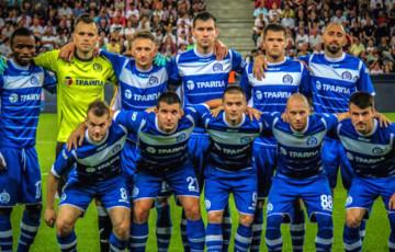 Минское «Динамо» на последних минутах вырвало ничью с «Лиепаи»