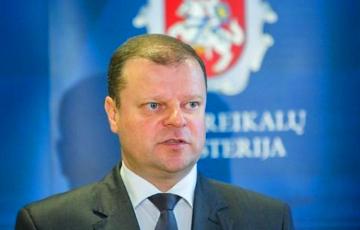 Премьер Литвы рассказал, зачем нужна стена на границе с Россией