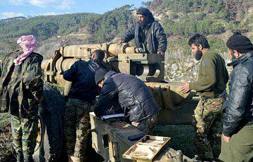 Турецкие СМИ: В Сирии повстанцы нанесли артудар по российской авиабазе