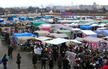 Часть рынка из Ждановичей переедет в Таборы