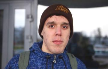 В Молодечно задержан активист Павел Сергей