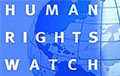 Human Rights Watch осудила блокировку «Хартии'97»