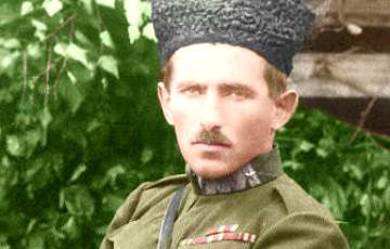 Легендарный генерал Булак-Балахович