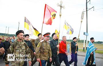 В Западной Беларуси готовят пророссийских боевиков