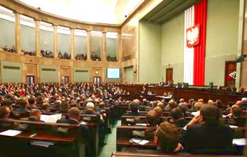 Завтра парламент Польши будет открыт для всех желающих