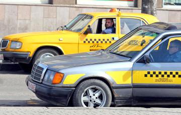 Ці гатовыя таксісты перакрываць вуліцы Менска?