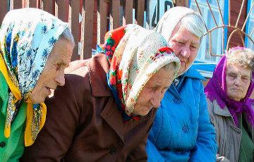 Рэальныя пенсіі ў Расеі падаюць пяты месяц запар