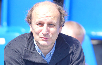 Умер белорусский футболист Сергей Герасимец