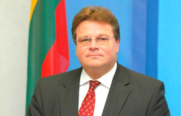 Linas Antanas Linkevičius: The Claims Have Not Been Lifted From The Belarusian Regime