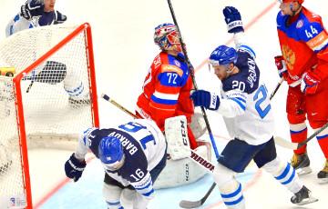 ЧМ по хоккею: Сборная Финляндии оставила Россию без финала