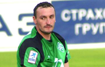 Экс-вратарь сборной Беларуси по футболу может стать играющим тренером