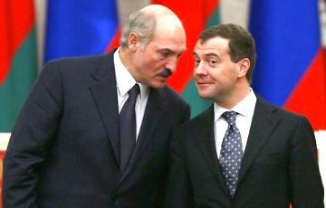 Навошта Лукашэнку спатрэбілася сустрэча з Мядзведзевым?