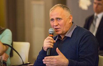 Николай Статкевич: Будем протестовать против бандитизма в политике