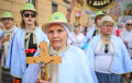 15000th Procession In Honor Of Feast Of Corpus Christi Held In Minsk