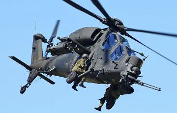 США впервые применили вертолет «Апач» против Исламского государства