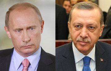 Путин играет с Эрдоганом в ущерб интересам России