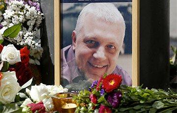 В Минске простились с Павлом Шереметом (Видео, онлайн)