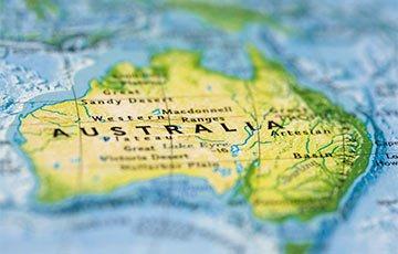 Австралия сдвинулась на полтора метра на север