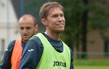 Александр Глеб рассказал, кого считает самым перспективным белорусским футболистом