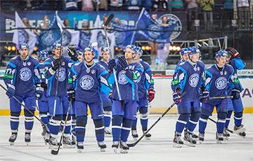 Хоккейное минское «Динамо» впервые за долгое время сыграет в Кубке Беларуси