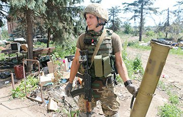 Об украинском солдате по прозвищу Немо
