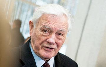 Бывший президент Литвы Валдас Адамкус ответил лукашистам