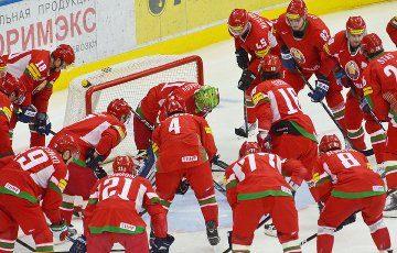 Белорусские хоккеисты не прошли на Oлимпиаду