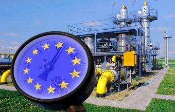 Страны ЕС накопили рекордные запасы газа