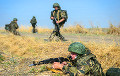 Kostroma Paratroopers First Land In Belarus