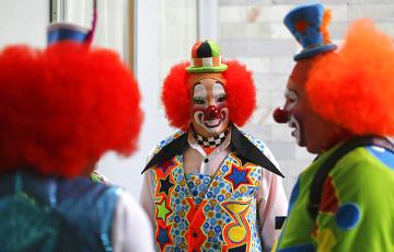 В «ЛНР» сообщили, что белорусские артисты выступили в местном цирке