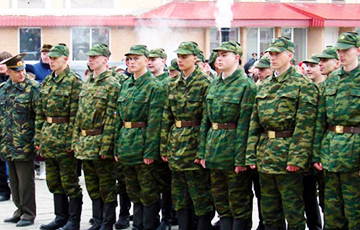 Reservists-Hunt Started In Belarus