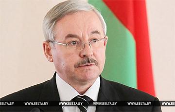 Lukashenka Sent Sheiman To Farewell Ceremony For Castro