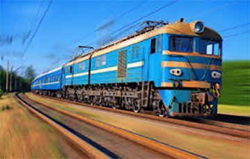 Поезд едет дальше и дальше