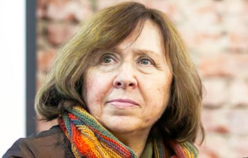 "Svetlana Alexievich About Interview On ""Regnum"": They Turned Everything Around"