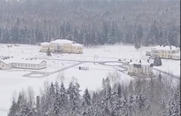 Сколько стоит новая резиденция Лукашенко?