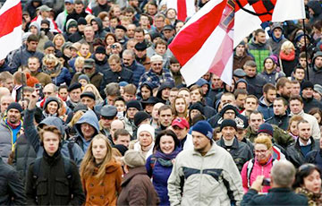 February 17 – Outraged Belarusians' March
