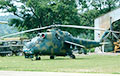 Combat Helicopter Mi-24 With Belarusian Crew Downed In Congo