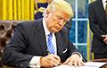 Сенатар Грэм паабяцаў хутка закончыць імпічмент Трампа