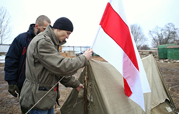 Дмитрий Дашкевич: Будем держать оборону в Куропатах