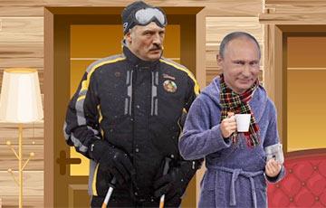 Путин – Лукашенко: Меня здесь не было