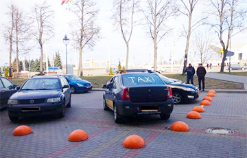 Разборки таксистов в Гродно: туристка из Польши стала заложницей ситуации