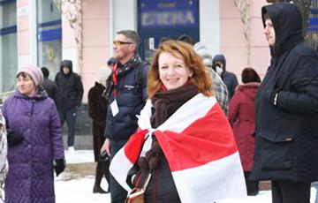 Наталья Папкова: Праздновать 100-летие БНР можно только в центре столицы