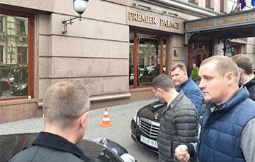 В центре Киева убит экс-депутат Госдумы РФ Денис Вороненков