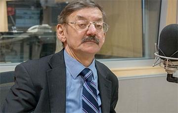 Умер известный польский историк, политолог, публицист Ежи Таргальский